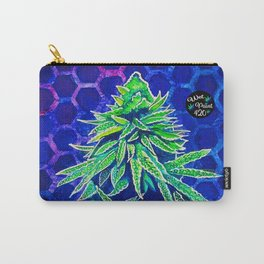 Purple Kush Carry-All Pouch