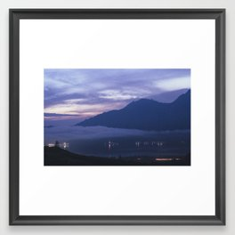 Indonesia Framed Art Print