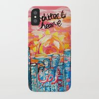 architect iPhone & iPod Cases featuring Architect Heart by Anwar B