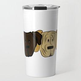 The Brindles Travel Mug