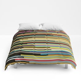 Color Shift Comforters