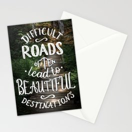 Beautiful Destinations Stationery Cards