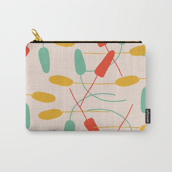 Spring leaves Carry-All Pouch