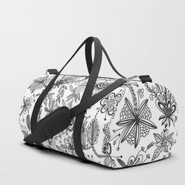 Floral Connection Duffle Bag