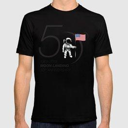 Moon landing 50th year anniversary T-shirt