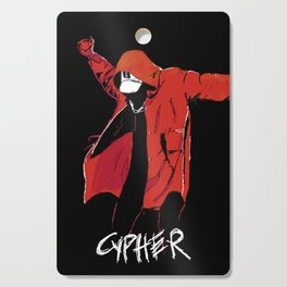 CYPHER Cutting Board