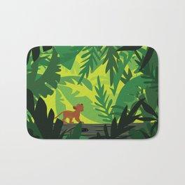 Lion King - Simba Pattern Bath Mat