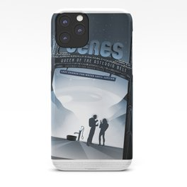 NASA Visions of the Future - Ceres, Queen of the Asteroid Belt iPhone Case