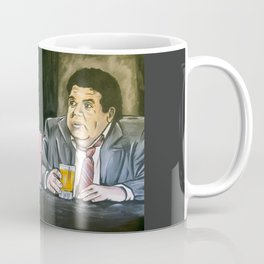 Cheers to Cliff and Norm Coffee Mug