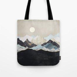 Silent Dusk Tote Bag