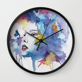 Mother Spring Wall Clock