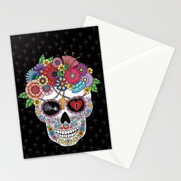 Lost Love BLACK Stationery Cards