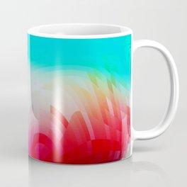 Colorful Grass In The Sunshine Coffee Mug
