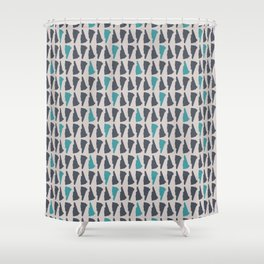 New Hampshire (Lakeside) Shower Curtain