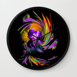 Fertile Imagination Wall Clock