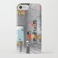 history iPhone & iPod Cases featuring Natural History Museum by Eugenia Loli