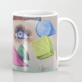 Through your eyes Coffee Mug
