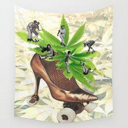 Juke Jam Wall Tapestry