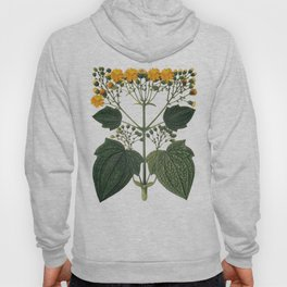 """Bouquet of vintage wild flowers"" Hoody"