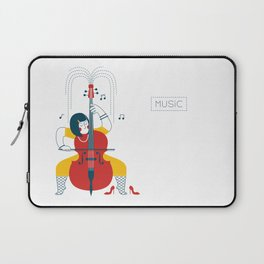 Cellist Laptop Sleeve