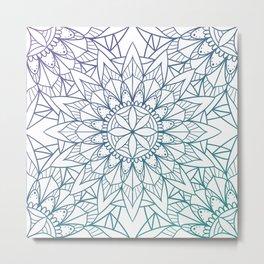 Sunflower Spring Metal Print