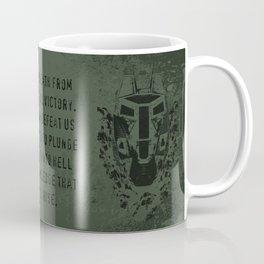 Feet First into Hell - Halo ODST Coffee Mug