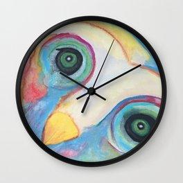 """Owl"" Wall Clock"