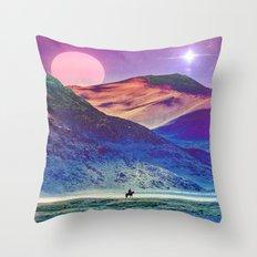 Me & U. Throw Pillow