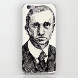The historicus iPhone Skin