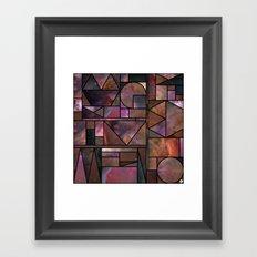 Kaku Nebula Framed Art Print