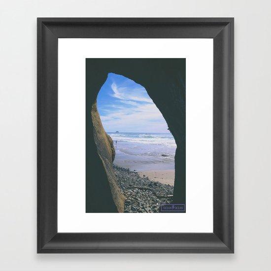 Lets Explore Framed Art Print