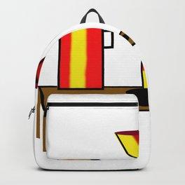 The ultimate breakfast Backpack