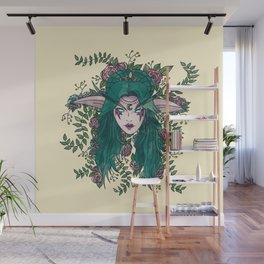 Elf Queen Wall Mural