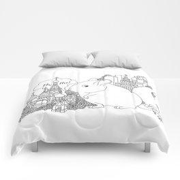 Chinzilla Comforters