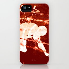 Pain iPhone Case