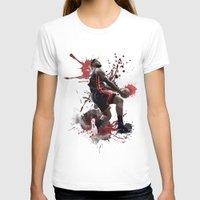 lebron T-shirts featuring LeBron 6 by Asta Dagmar