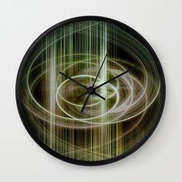 lineae abstracta Wall Clock