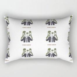 Fernie Sanders Rectangular Pillow
