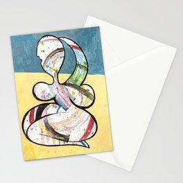 DESNUDO Stationery Cards
