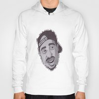 "tupac Hoodies featuring Tupac ''State Of Mind"" by SkilledCreativity"