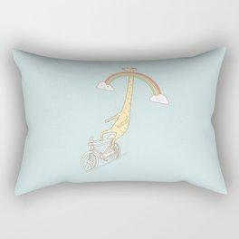 Mind your head Rectangular Pillow