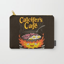 Calcifer's Cafe Carry-All Pouch