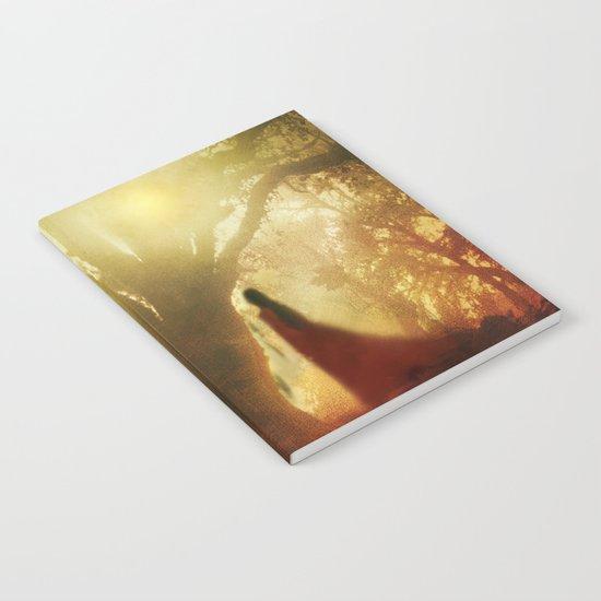 Autumn Song Notebook