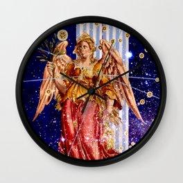 Virgo - Uranometria Collection Wall Clock