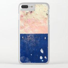 wall n° II Clear iPhone Case