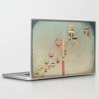 1975 Laptop & iPad Skins featuring 1975 Ride by Maite Pons