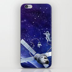 Spacewalk iPhone & iPod Skin