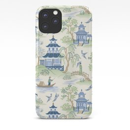 Chinoiserie iPhone Case