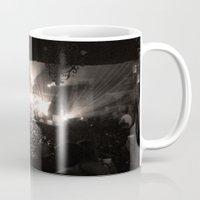 concert Mugs featuring A Concert by Rick Cohen