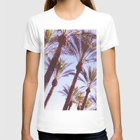 palms T-shirts featuring Palms by lilycreations